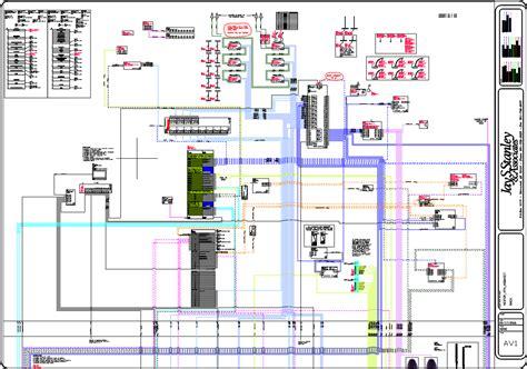 System Upgrade Rack Wiring Diagram Jay Stanley