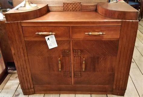 Sideboard Liquor Cabinet by Beautiful Deco Solid Oak Sideboard With Liquor Cabinet