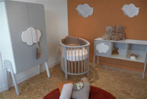 ma chambre de bébé chambre bébé songes et rigolades nuage