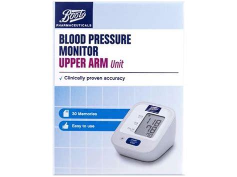 Boots Blood Pressure Monitor - Upper Arm blood pressure
