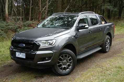 Ford Ranger Fx4 2017 Review