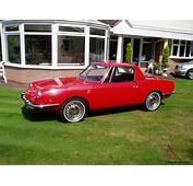 Classic Cars Fiat 850 Sport Spider