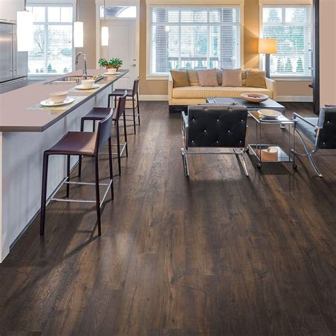 pergo flooring smoked chestnut pergo xp warm chestnut 10 mm thick x 7 1 2 in wide x 54 11 32 in length laminate flooring 16