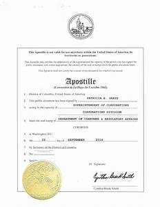 district of columbia apostille authentication harbor With document authentication services washington dc