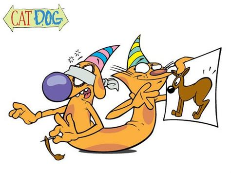 cat  dog tv show  nickelodeon tv shows