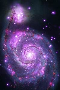 Chandra    Photo Album    Whirlpool Galaxy    June 3  2014