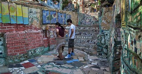 the magic gardens attend a byob concert at philadelphia s magic gardens phillyvoice