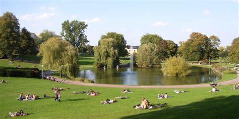 Botanischer Garten Bielefeld Plan by B 252 Rgerpark Bielefeld