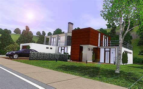 Sims 4 Moderne Häuser by Moderne Architektur Das Gro 223 E Sims 3 Forum Und F 252 R Fans