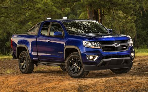chevrolet colorado  trail boss extended cab