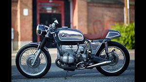 Bmw R60  5 Cafe Racer By Counter Balance Cycles