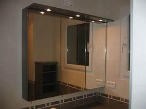 Armoire De Salle De Bain Avec Miroir : armoire miroir salle de bain ikea miroir salle de bains ~ Dailycaller-alerts.com Idées de Décoration