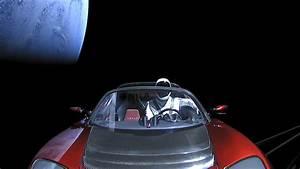 Voiture Tesla Dans L Espace : le blog auto ~ Medecine-chirurgie-esthetiques.com Avis de Voitures