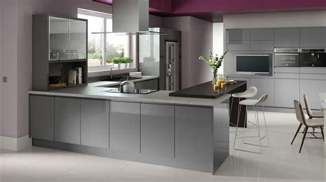 modern grey kitchen designs gloss grey kitchen modern high gloss kitchens 7628