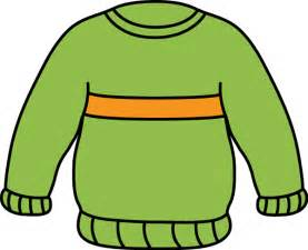 sandwich clothing green and orange sweater clip green and orange