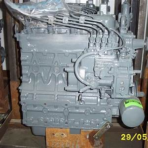 Rebuilt Or Remanufactured Kubota Diesel Engines