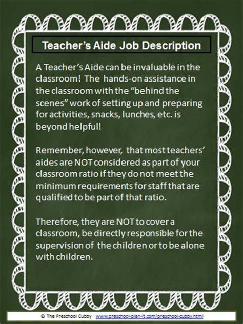 preschool description resource templates 297 | prvwta