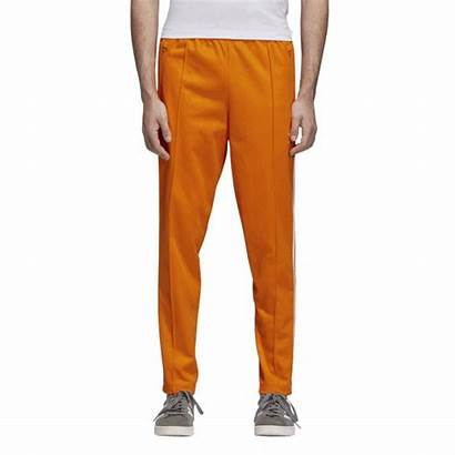 Adidas Beckenbauer Track Franz Pants Bright Orange