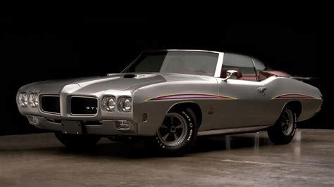 1970 Pontiac Gto Judge Convertible Wallpapers & Hd Images