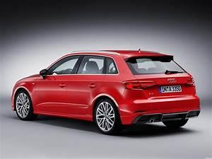 Audi A3 S Line 2016 : fotos de audi a3 sportback 2 0 tfsi s line 2016 foto 4 ~ Medecine-chirurgie-esthetiques.com Avis de Voitures