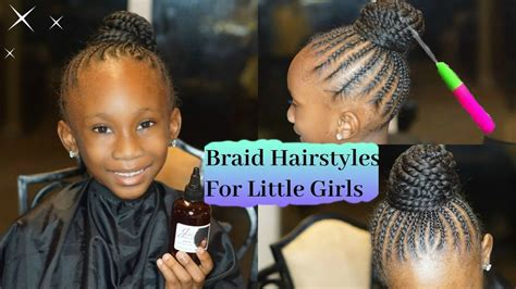 Hairstyles For Your Little Girls