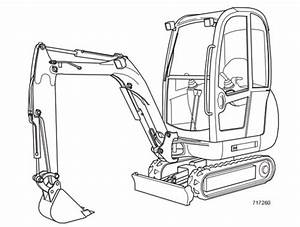 Jcb 802 7 803 804 Mini Excavator Service Repair Manual