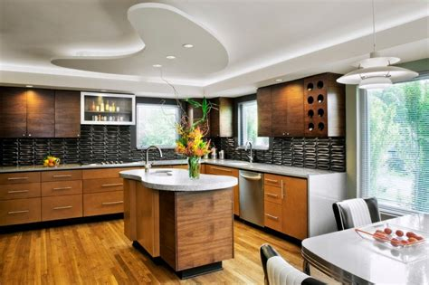 modern l shaped kitchen with island l shaped kitchen common but ideal kitchen designs homesfeed 9764