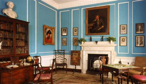 choosing an authentic georgian paint scheme for your