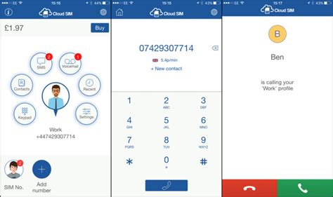 13 virtual sim phone number apps for ios and android