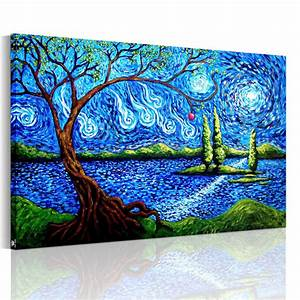 HD Canvas Prints Decor Wall Art Painting Picture-Abstract