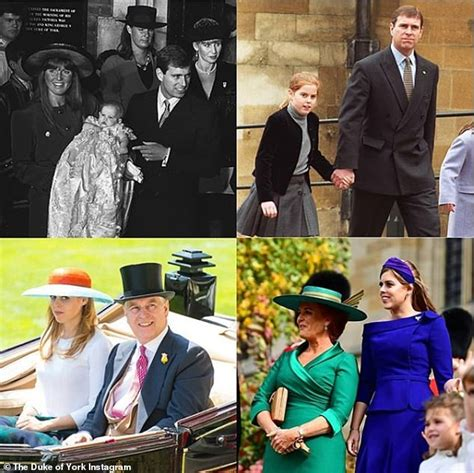 Prince Andrew wishes Princess Beatrice a 'happy birthday ...
