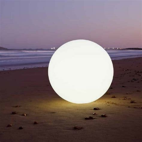ball lights colour changing outdoor light 30 and 50cm by jusi colour notonthehighstreet