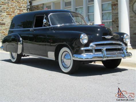 1950 Chevy Sedan Delivery