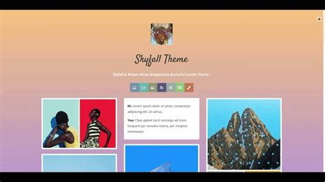 Top 10 Free Tumblr Themes Review 2017 Youtube