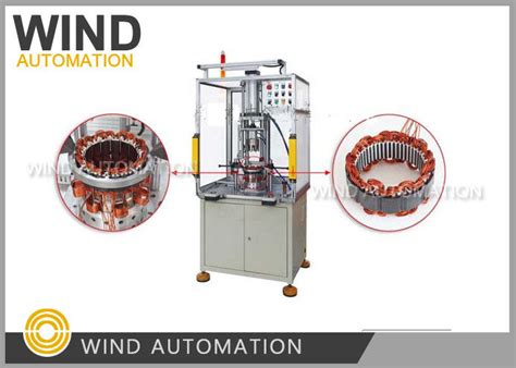 Expand Alternator Wave Wire Forming Machine For Types Car