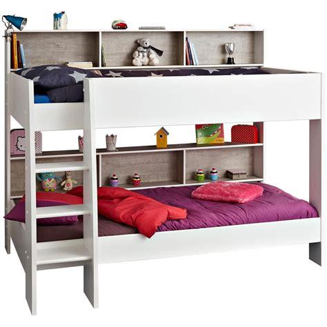 le decor de la cuisine lit superposé acheter en ligne emob belgique