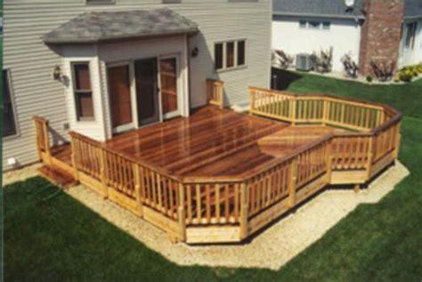 deck   extension building plans