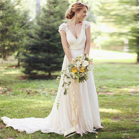 20 Best Country Chic Wedding Dresses Rustic And Western