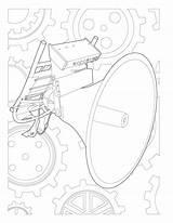 Itchy Coloring Burn Navigator Album sketch template