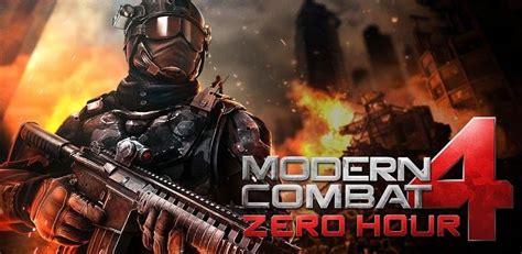 modern combat 4 gratuit les premiers jeux compatibles play