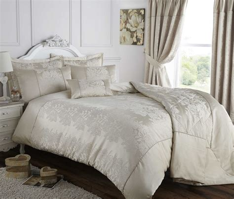 duvet cover set palmero luxury woven damask quilt duvet cover set bedding