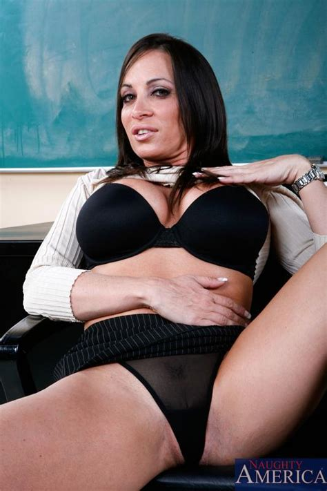Sex Teacher Jen Steele New Porn Photos