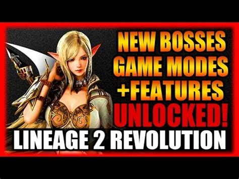 New Boss Fights, Game Modes, And Features Unlocked