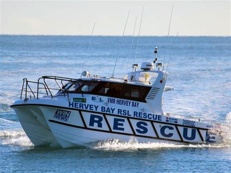 Hervey Bay Boat Club Boat Licence by Vmr Hervey Bay Marine Rescue Queensland