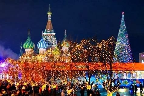 christmas break in moscow hello moskva