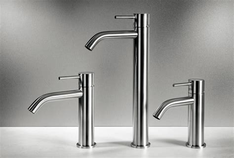 rubinetti inox rubinetterie e soffioni doccia in acciaio inossidabile