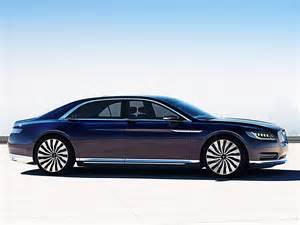 Lincoln Continental Concept 2017