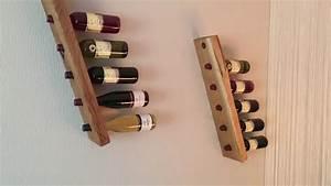 Weinregal Selber Bauen : diy wine rack weinregal flaschenhalter selber bauen ~ A.2002-acura-tl-radio.info Haus und Dekorationen