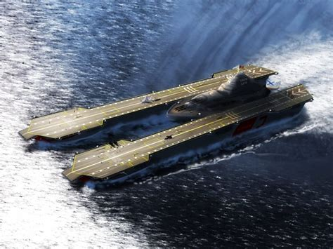 Catamaran Aircraft Carrier Design by 34 Best Images About Future Aircraft Carriers On Pinterest