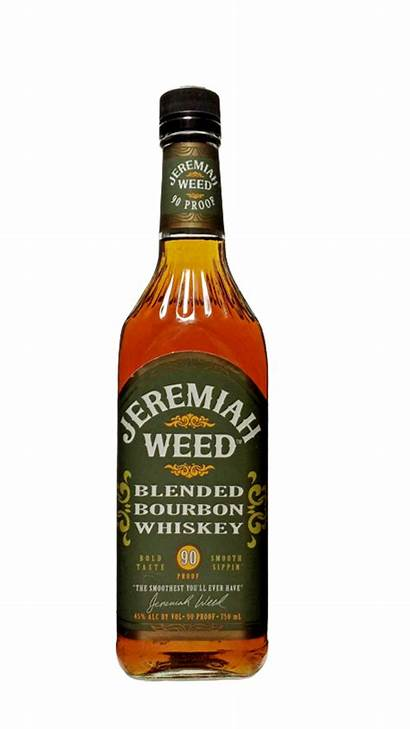 Weed Jeremiah Bourbon Blended Proof